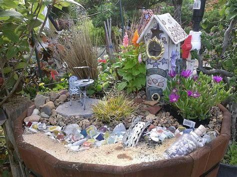 40 magical diy fairy garden ideas sortra