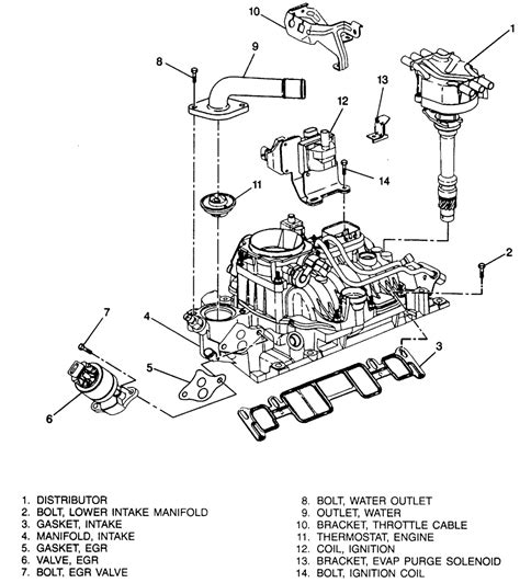 4 3 vortec engine diagram gm 4 3 engine fuel system diagram gm free engine image