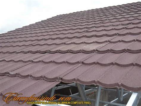 Jual Sho Metal Bandung 666 jual terpasang rangka atap baja ringan murah di