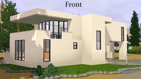 modern homes com mod the sims contemporary house