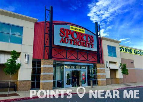 sports fan shop near me sports authority near me points near me