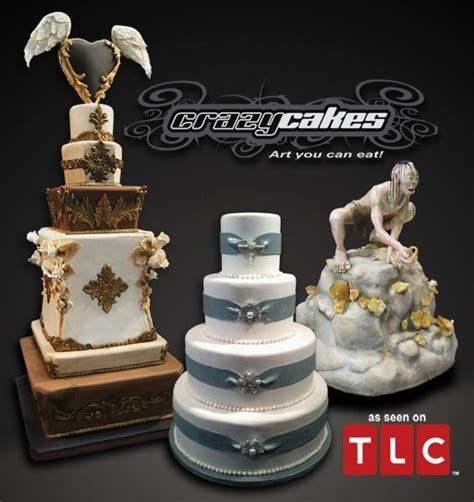 Crazy Cakes Inc., Wedding Cake, Texas   Austin and