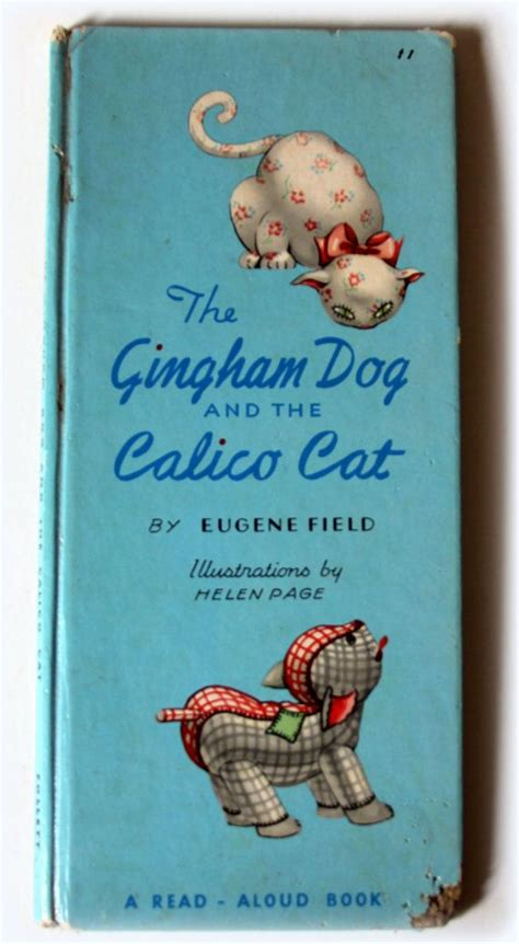 the gingham and the calico cat 1963 the gingham and the calico cat condition
