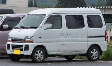 Suzuki Vans New Image Suzuki Every Dy5w Sport Via Wikimedia Commons