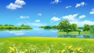 Spring Landscape Spring Landscape Wallpapers