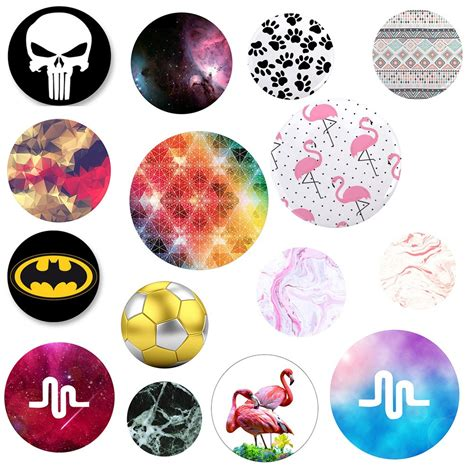 Pop Socket Motif Holder pop socket phone holder