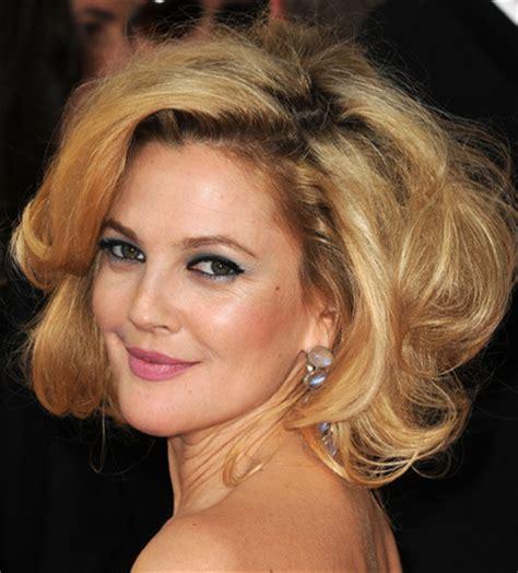 bob hairstyles drew barrymore modern sensitive marilyn monroe hairstyles 2014
