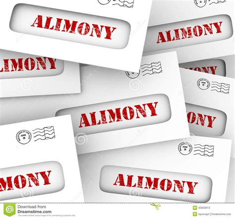 washington state judge constitutional obligation to act alimony envelopes payments spousal support legal