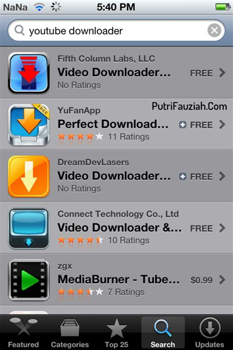download youtube untuk iphone cara download video youtube pada ipad dan iphone