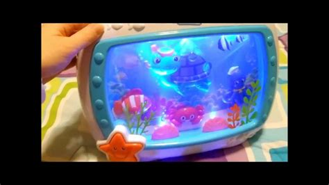 Baby Crib Fish Tank by Baby Einstein Sea Dreams Soother Crib