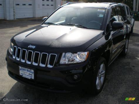 Jeep Compass Black 2012 Black Jeep Compass Latitude 4x4 72656403 Gtcarlot