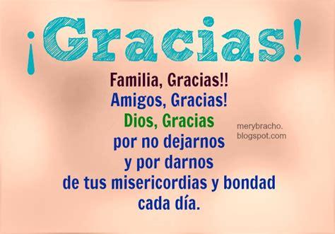 Imagenes Gracias Familia | frases de gracias familia frases