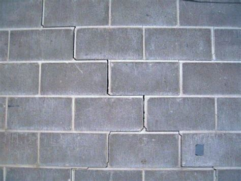 how to repair a bowed concrete block basement wall