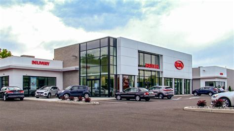 Kia Dealerships In Cleveland Halleen Kia Opens New Dealership In Sandusky Cleveland