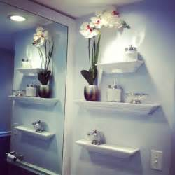 decorating ideas for bathroom shelves bathroom bathroom wall decor easiest way to beautify