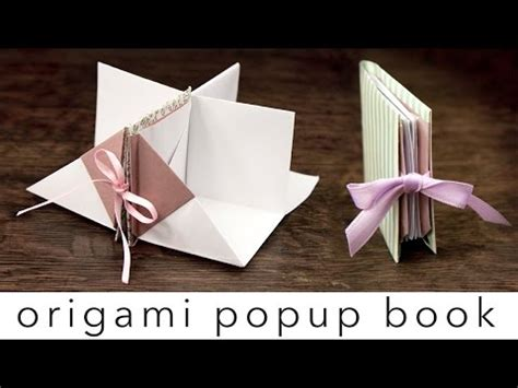 origami wave tutorial how to make a wave pop up card free template kirigami
