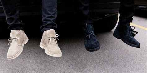 Sepatu Clarks Chukka dan clarks rilis desert boot stylish