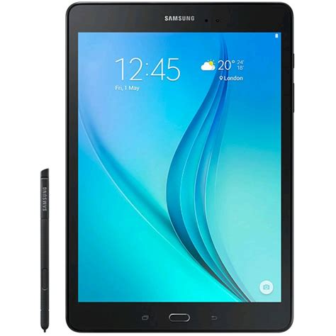 Samsung A With Pen samsung galaxy tab a 9 7 med s pen wifi 16gb svart sm