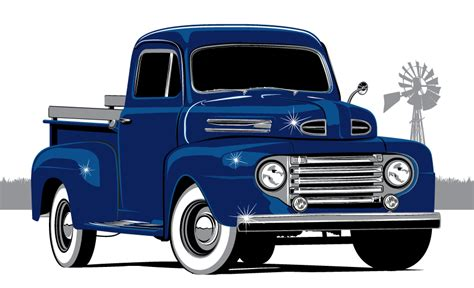 1950s ford truck 1950s ford truck by swanguy on deviantart