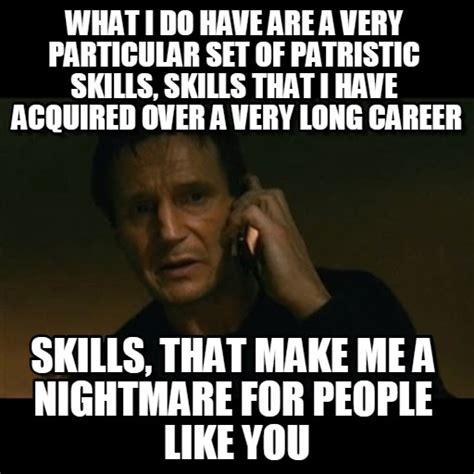 Liam Neeson Meme - taken meme 28 images liam neeson meme tumblr single