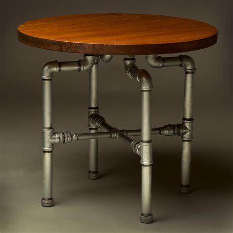 industrial pipe coffee table industrial plumbing pipe large coffee table
