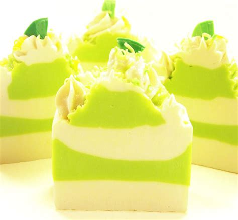 Etsy Handmade Soap - coconut lime handmade soap 10 etsy buys 10 dollars