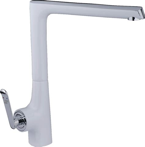 white kitchen faucets 28 sapphire kitchen faucet white buy delta 470