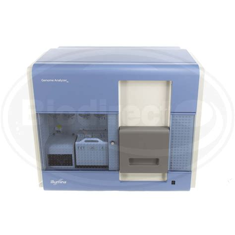 illumina genome analyzer iix used illumina dna sequencer genome analyzer iix for sale