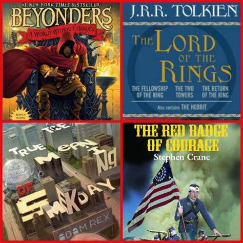 9 best book series for teenage boys tween boy book recommendations
