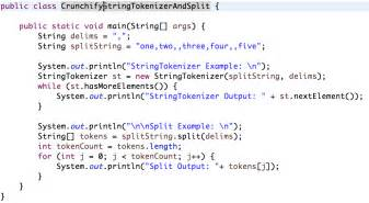 what is template in java java stringtokenizer and string split exle split by