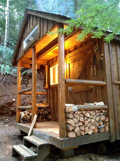 small cabin in the woods tiny cabin in the woods tiny house swoon