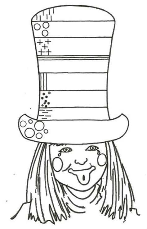 gabarit graphisme le chapeau haut de forme