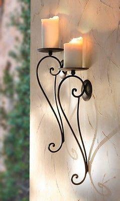 Kerzenleuchter Wand by Best 10 Kerzenhalter Metall Ideas On