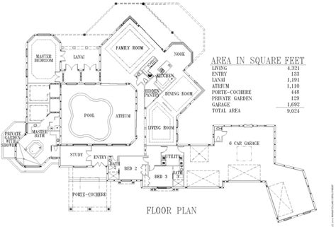 luxury custom home floor plans luxury custom home plans house design ideas