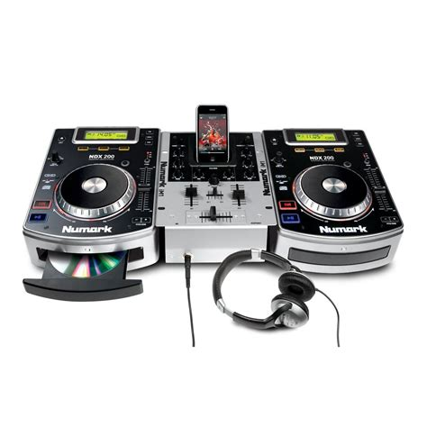boxer cd a numark icd dj in a box complete cd ipod dj system
