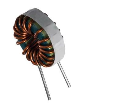 47uh high current toroid inductor 2109 v bourns west florida components