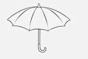 umbrella coloring page free coloring pages of umbrella line draw