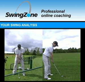 online golf swing analysis darrens analysis from the swing zone video analysis