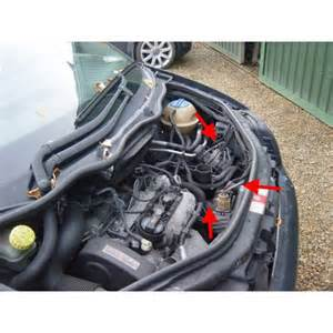 Audi A2 Thermostat Water Hoses Thermostat Housing A2 Fsi Bluechip