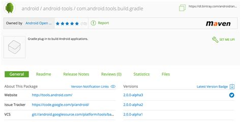 android build tools android studio 2 0 で set android daily override environment variable to