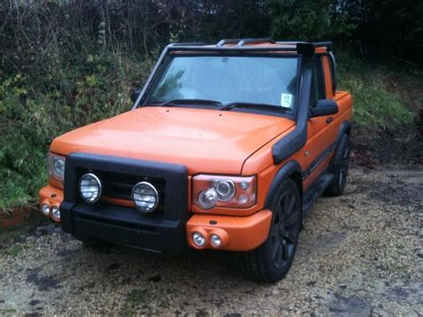 land rover discovery pickup landrover discovery pick up land rovers 4x4 s