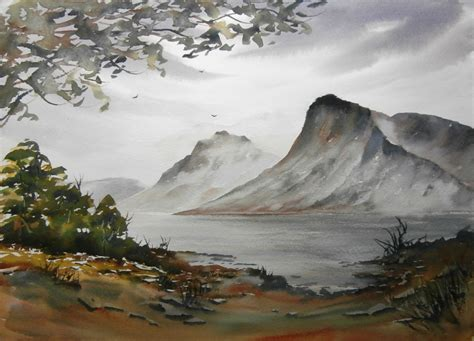 rugged mountains thepaintings index
