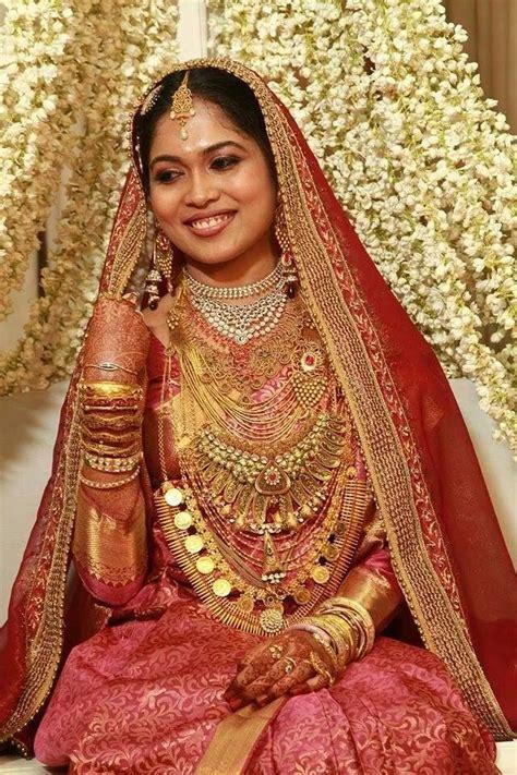 kerala brides south indian bridal jewellery muslim
