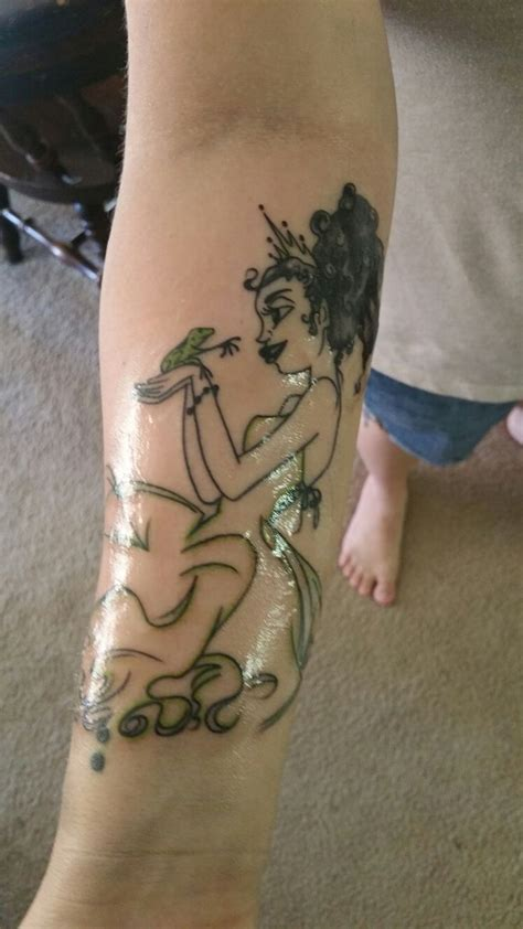 princess and the frog tattoo 69 best tattoos oh yeah images on tatoos