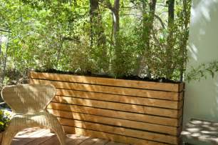 Bamboo Planter Box quot how to build a planter box quot the official site of pellegrinithe official site of