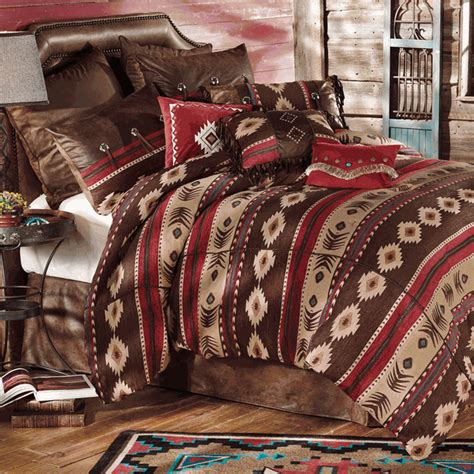 Western Bedding Sets King Western Bedding King Size Desert Horizon Southwest Bed Set Lone Western Decor