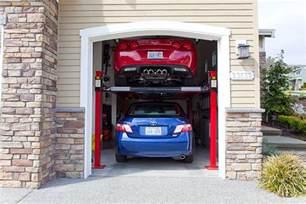 car home car lift garage 4 post car lift