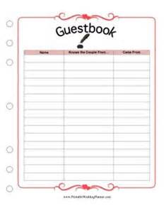 Wedding Planner Book Free The Wedding Planner Gifts Checklist Helps You Keep Track