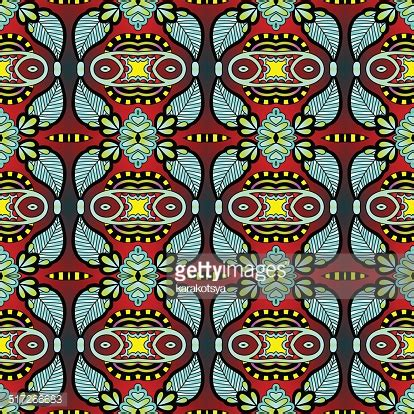 vintage ethnic pattern seamless geometry vintage pattern ethnic style ornamental