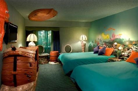 under the sea bedroom decor lovely themed lodge rooms a complete fantasy world